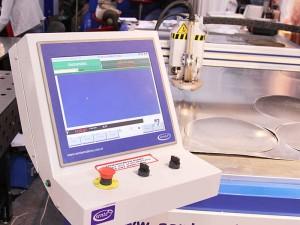 Панель управления с сенсорным дисплеем